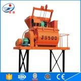 Fabricación profesional completa en mezclador concreto de la especificación Js1500