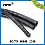 Yuteの卸し売りブランドの高圧適用範囲が広い1/4インチの燃料ホース