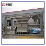 Do asfalto horizontal do misturador do Gêmeo-Eixo da máquina 80tph da construção planta de mistura de tratamento por lotes