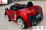 carro 12V elétrico leve para o carro das crianças com o a pilhas claro do diodo emissor de luz