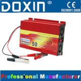 Cargador de batería solar de DC12V 50A con el voltímetro digital