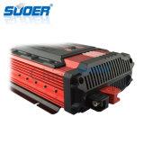 Инвертор волны синуса цены 1kw 24V инвертора силы Suoer чисто с индикацией LCD (FPC-D1000B)