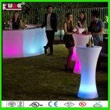 Decorazione della mobilia del locale notturno e Tabella della discoteca di disegni LED