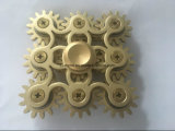 9 기어 결합 금속 싱숭생숭함 손 방적공