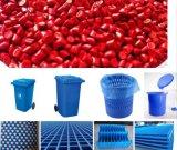 Material plástico azul de Masterbatch
