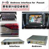 Androide GPS-Navigationsanlage-videoschnittstelle für Volkswagen Passat (US)