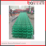 Folhas onduladas fortes do zinco de China
