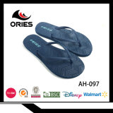 Специальные выбитые PE цвета Insole тапочки пользы чисто ежедневные, перемещение & тапочки пляжа, тапочки Flop Flip женщин