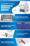 10L producto de limpieza de discos ultrasónico del calentador del temporizador del litro 490W Digitaces
