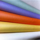 Синтетическая кожа PU для делать живущий мебель софы комнаты