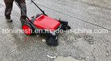 Sytle 92cm 코드가 없는 수동 스위퍼를 또는 지면 스위퍼 또는 잔류물 스위퍼 또는 먼지 스위퍼 넓게 Hand-Push