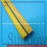 Fibre de verre enduite d'unité centrale de Sunbow gainant 2.5kv