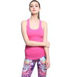 La yoga tailandesa de la muchacha de los pantalones de la compresión de la gimnasia jadea las polainas al por mayor de Capri de las mujeres