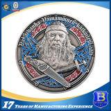 Монетка покера высокого качества выдвиженческая с мягкой эмалью (Ele-C032)