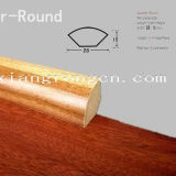 지면 2400*28*15mm를 위한 Quarter 박층으로 이루어지는 부속 지명된 Round 사용