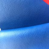 Couro do plutônio da mobília da alta qualidade para a mobília Hw-223 de Sectionals