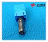 Hartmetall-Quadrat-Enden-Tausendstel für Ausschnitt-Stahl