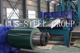 La capa de la pintura PPGL/SMP de Nipón de la fábrica prepintó la bobina de acero