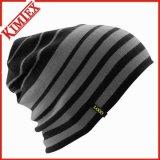 Chapéu feito malha da forma Slouch acrílico unisex