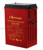 Sonnenkollektor-tiefe Schleife-Gel-Batterie 6V420ah für Energien-Speicher