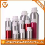 Frasco de perfume de alumínio da água de prata a mais nova do petróleo essencial