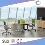 Stazione di lavoro laminata melammina di qualità superiore standard all'ingrosso dello scrittorio dell'ufficio