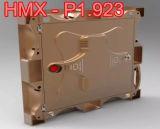 La haute l'écran d'intérieur polychrome de la vitesse de régénération P1.923 DEL