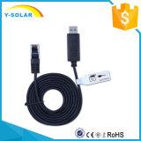 Cavo di comunicazione del PC per il regolatore di serie di Epsolar Tracera con RJ45 il connettore Cc-USB-RS485-150u