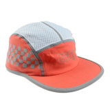 オレンジ5のパネルのキャンピングカーの帽子の夏の最高の帽子