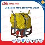 Argano dell'aria da 5 tonnellate con il freno del cilindro dell'aria ed il freno di mano