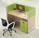 ISO9001オフィス用家具4のシートワークステーションオフィスの区分(HX-NCD313)