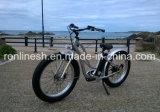 beach Cruiser 또는 포도 수확 또는 Retro 250W/350W/500W 전기 26X4 뚱뚱한 타이어 Bike/E 뚱뚱한 타이어 자전거 또는 전기 눈 Bike/E 지방 Bicycle/E 모래 Bike/E 지방질 Pedelec 숙녀