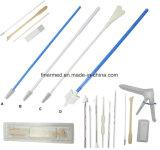 Medizinischer Wegwerfbrei-Abstrich-Installationssatz