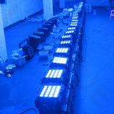 20X15W RGBWA 5 in 1 wasserdichtem LED-NENNWERT 64