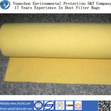 Nichtgewebte Filtertüte des Staub-Sammler-FMS für Mischungs-Asphalt-Pflanze