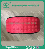 Roue différente en gros de yoga de couleur d'usine, rouleau de tube de yoga