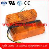 Lichten van uitstekende kwaliteit van de Lamp van de Vorkheftruck Heli de Voor Draaiende voor Vorkheftruck 12V