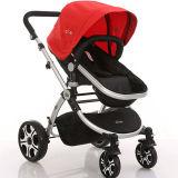 Neue Entwurfs-Qualität 4 in 1 Baby-Spaziergänger-Babypram-Kinderwagen für Verkauf