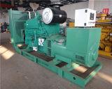 ATS печатает на машинке, генератор дизеля 800kw Cummins