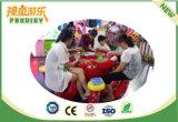 Vector suave de la arena del equipo del juego del patio de interior de los niños para la venta