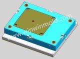 Inserções permutáveis do molde para dar forma ao vário molde de aço inoxidável do PVC das grelhas das versões