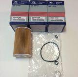 Filtro dell'olio automatico della cartuccia della parte genuina per Hyundai 26320-3c30A