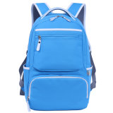 Sacoche pour ordinateur portable universelle Yf-Lb1696 d'école de course de sac à dos de couleur de mode pure simple de sac à dos