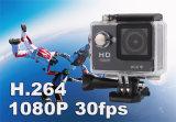 A câmera a mais barata mini DV da ação de HD