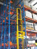 Sistema do racking do armazém automático