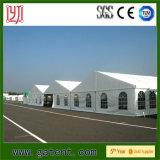 Tente en aluminium personnalisée de pagoda de couleur avec la couverture de toit de PVC