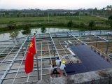 Progetto fotovoltaico di attenuazione della povertà del Guangdong Huizhou 81.12kw