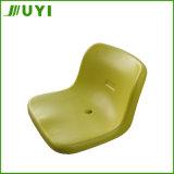 Cadeira plástica do HDPE para o assento ao ar livre do estádio na base concreta Blm-1811