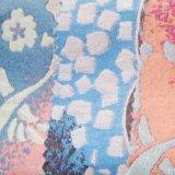 Tecido de algodão Tingido Tecido de jacquard Tecido de poliéster T / C Tecido para casacos de mulher Casacos e rsquor; S Garment Home Textile.