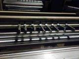 Rodillo no tejido de la tela que raja y máquina el rebobinar (DC-QFJ)